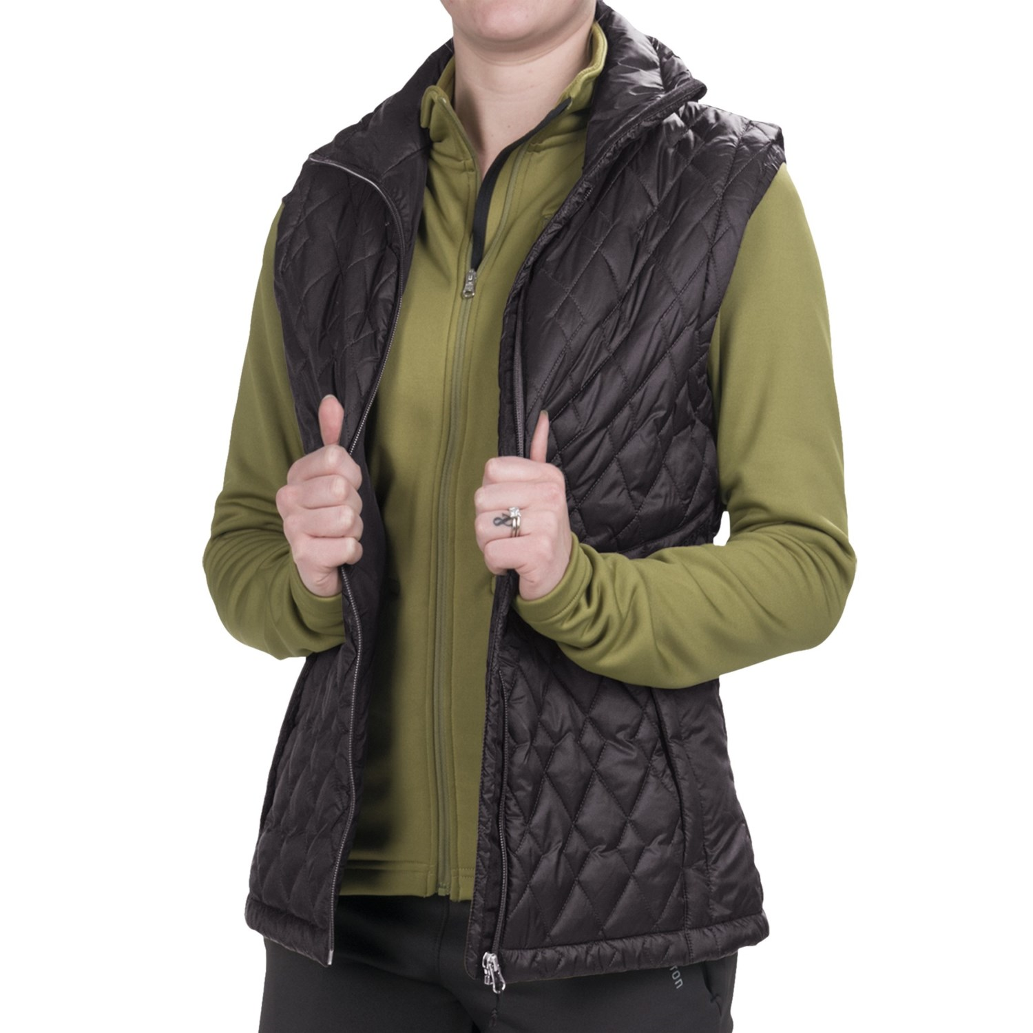 Compare Price Redington Bellacoola Quilted Vest For