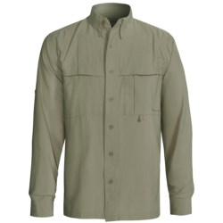 Redington Boundary Bay Shirt - UPF 40+, Long Sleeve (For Men) in Sage