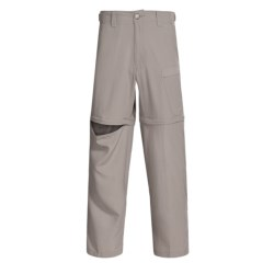 Redington Canyon Creek Convertible Pants - UPF 30+ (For Men) in Driftwood