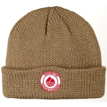Redington Classic Knit Beanie Hat in Driftwood - Closeouts