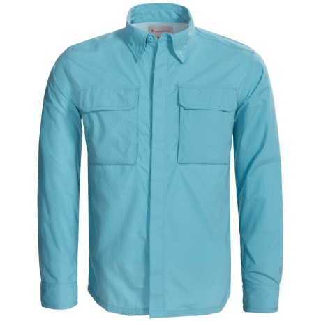 Redington Clearwater Shirt - UPF 30+, Long Sleeve (For Men) in Sea Salt