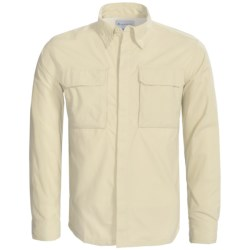 Redington Clearwater Shirt - UPF 30+, Long Sleeve (For Men) in Sea Salt