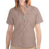 Redington Coastal Technical Guide Shirt - UPF 30+, Short Sleeve (For Women)