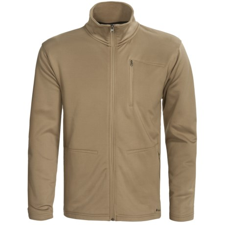 Redington Convergence Pro Fleece Jacket (For Men) in Adams Tan