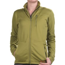 Redington Convergence Pro Fleece Jacket (For Women) in Olive - Closeouts