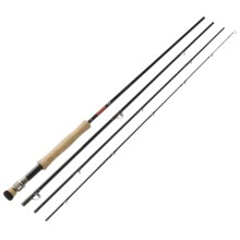 Redington CPX Fighting Butt Fly Fishing Rod with Tube - 4-Piece, 10', 5-6 wt in See Photo - Closeouts