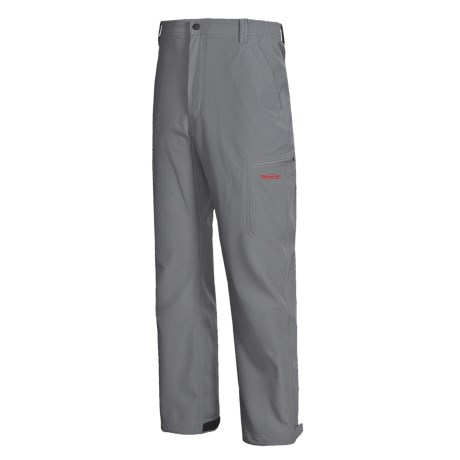 Redington CPX Guide Fishing Soft Shell Pants - Windproof (For Men) in Slate