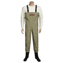 Redington Crosswater Breathable Waders (For Men) in Limestone - Closeouts