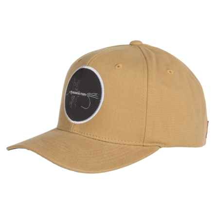 Redington Electric Mayfly Baseball Cap (For Men) in Canvas - Closeouts