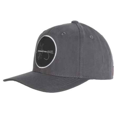 Redington Electric Mayfly Baseball Cap (For Men) in Coal - Closeouts
