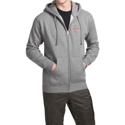 Redington Electric Mayfly Hoodie (For Men) in Gunpowder - Closeouts