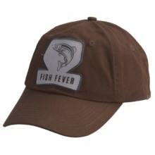 Redington Fish Fever Hat (For Men) in Bark - Closeouts