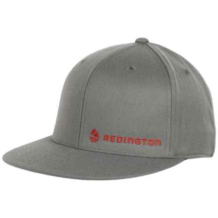 Redington Flexfit Logo Baseball Cap (For Men) in Coal - Closeouts