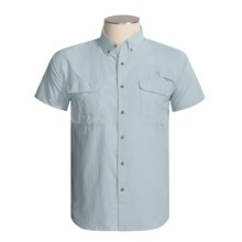 Redington Gasparilla Dri-Block Fishing Shirt - UPF 30+, Short Sleeve (For Men) in Horizon - Closeouts