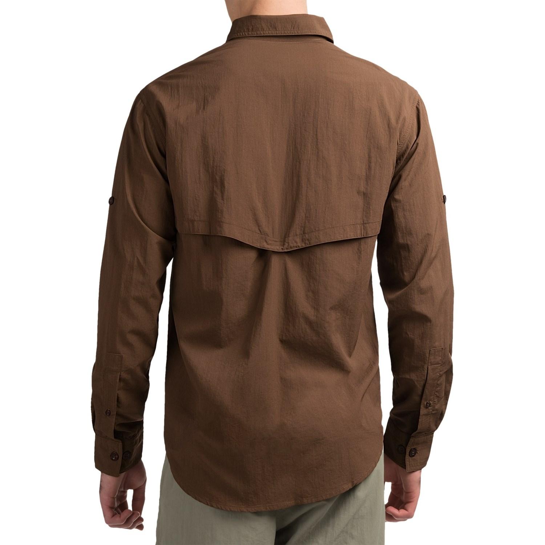 Redington gasparilla fishing shirt for men save 58 for Long sleeve fishing shirts