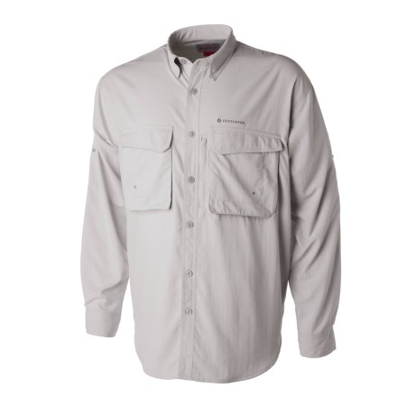 Redington Gasparilla Shirt - UPF 30, Long Sleeve (For Men) in Soapstone