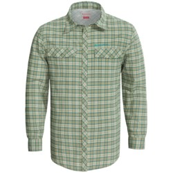 Redington Grizzly Plaid Shirt - UPF 50+, Long Sleeve (For Men) in Brown Ale Plaid