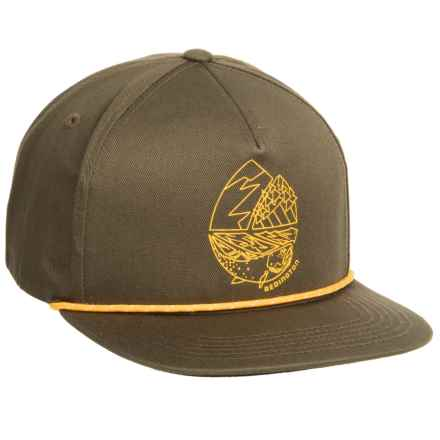 Redington Icon Baseball Cap (For Men) in Olive - Closeouts