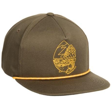 Redington Icon Baseball Cap (For Men) in Olive
