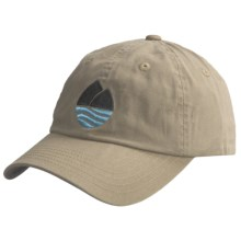 Redington Iconic Logo Hat (For Men) in Driftwood - Closeouts