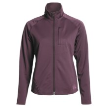Redington Kenai Jacket - Soft Shell (For Women) in Mulberry - Closeouts