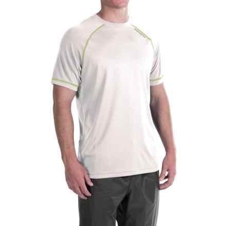 Redington Lost River T-Shirt - UPF 30+, Short Sleeve (For Men) in Fog - Closeouts