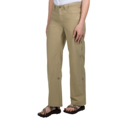 Redington Madison Pants - UPF 30 (For Women) in Light Khaki