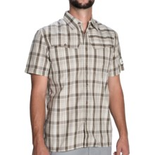 Redington Marco Island Shirt - UPF 15+, Button Front, Short Sleeve (For Men) in Birch - Closeouts