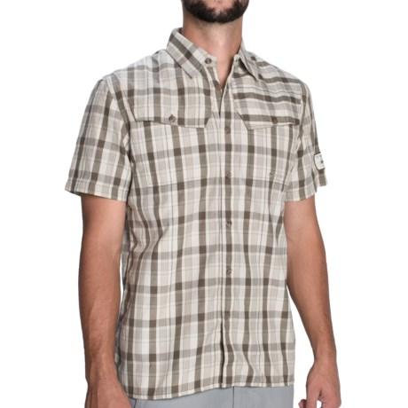 Redington Marco Island Shirt - UPF 15+, Button Front, Short Sleeve (For Men) in Birch