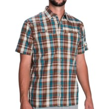 Redington Marco Island Shirt - UPF 15+, Button Front, Short Sleeve (For Men) in Enigma - Closeouts