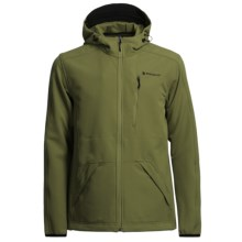 Redington North Fork Hoodie Sweatshirt (For Men) in Hunter Green - Closeouts
