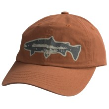Redington Paleo Fish Hat (For Men) in Red Rock - Closeouts