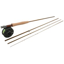 Redington Pursuit Fly Fishing Rod and Reel Outfit - 4-Piece, 4-6wt in See Photo - Closeouts