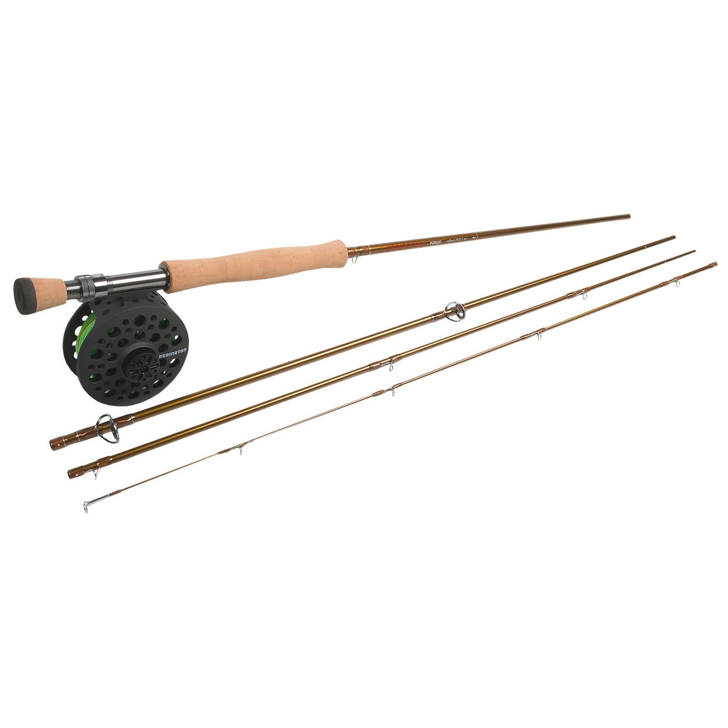 Men and women want to do a good job and by william for Trout fishing rod and reel