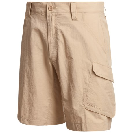 Redington Recharge Shorts - UPF 30+ (For Men) in Gull Grey