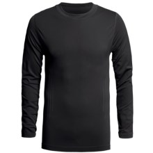 Redington RediLayer Base Layer Top - Crew Neck, UPF 30+ (For Men) in Black - Closeouts