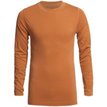Redington RediLayer Base Layer Top - Crew Neck, UPF 30+ (For Men) in Rust - Closeouts