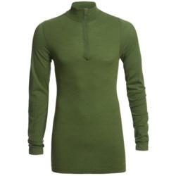 Redington RediLayer Base Layer Top - Merino Wool/Nylon, Neck Zip (For Men) in Yew