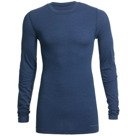 Redington RediLayer Base Layer Top - Midweight, Merino Wool-Nylon, Long Sleeve (For Men) in Eddy