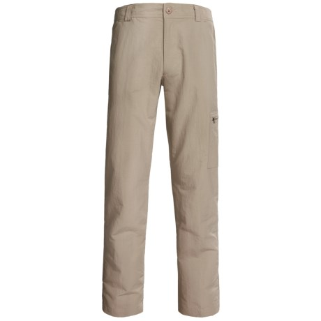Redington Rip Current Pants - UPF 30+ (For Men) in Gravel