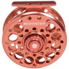 Redington Rise Fly Reel - 9/10wt in Burnt Orange - Closeouts