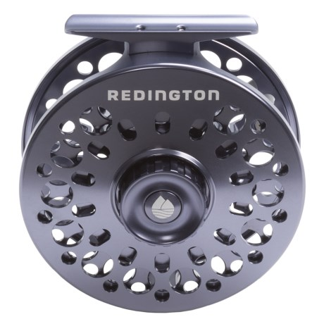 Redington Rise II Fly Reel in Dark Charcoal