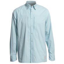 Redington Roaring Fork Shirt - UPF 30+, Long Sleeve (For Men) in Big Sky - Closeouts