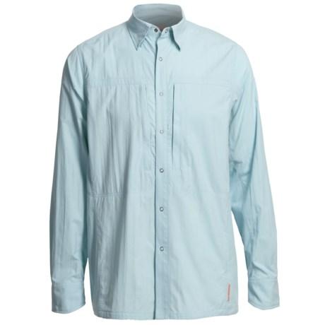 Redington Roaring Fork Shirt - UPF 30+, Long Sleeve (For Men) in Sage