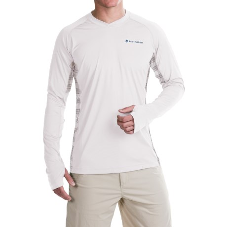 Redington Solartech T-Shirt - UPF 50, Long Sleeve (For Men)