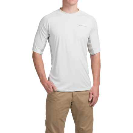 Redington Solartech T-Shirt - UPF 50+, Short Sleeve (For Men) in Gray Gull - Closeouts