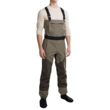 Redington Sonic-Pro Chest Waders - Stockingfoot (For Men) in Driftwood/Basalt - Closeouts