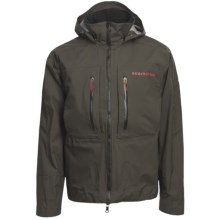 Redington Sonic-Pro Jacket - Waterproof (For Men) in Dark Earth - Closeouts