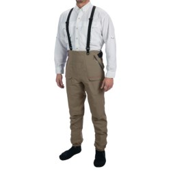 Redington Sonic-Pro Wader Pants - Stockingfoot in Driftwood