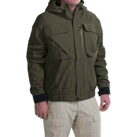 Redington Stratus III Jacket - Waterproof (For Men) in Fog Bank - Closeouts